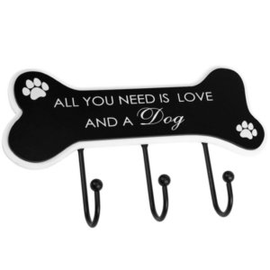 All you need is love and a dog Hanger