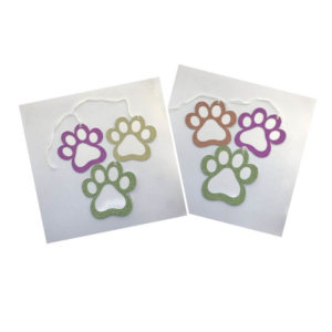 Gift Tags - Paw Shape Selection - Image 2
